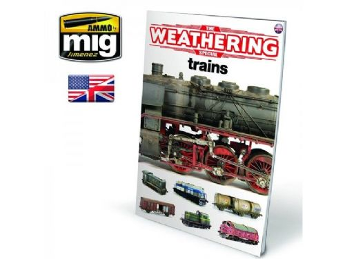 MIG6142  THE WEATHERING SPECIAL : TRAINS